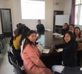 守望初心•经营未来——记滨滨幼教教师职业生涯规划与发展培训活动