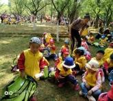 和春天一起成长 ----滨滨幼教旗下分园春游活动